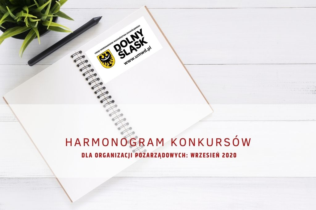 Informacja o konkursach dla NGO- wrzesień