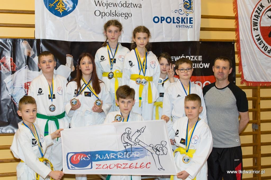 Młodzicy UKS Warrior na medal!