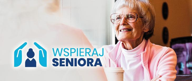 Kontynuacja programu Wspieraj Seniora