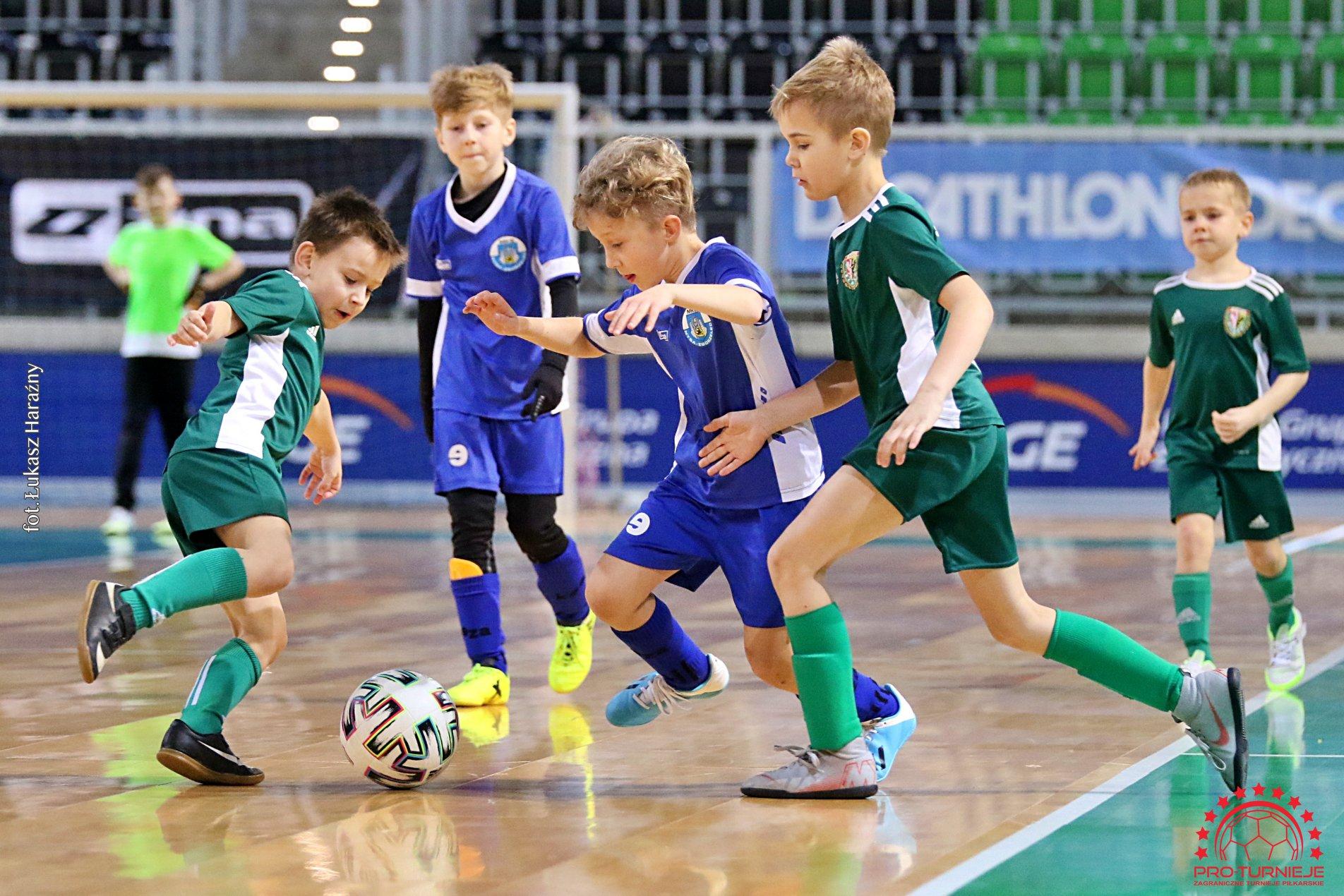 Podsumowanie turniejów piłkarskich PRO CUP