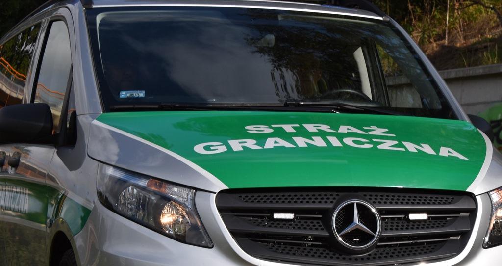 Funkcjonariusze Straży Granicznej zatrzymali kolejną grupę cudzoziemców