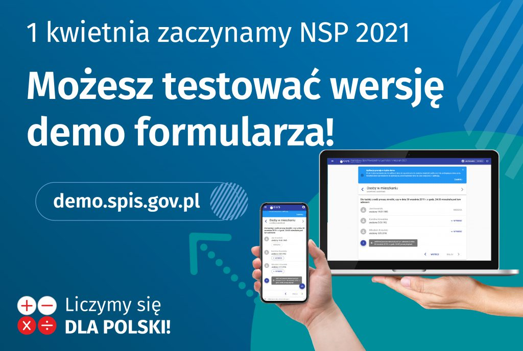 Narodowy Spis w wersji demo