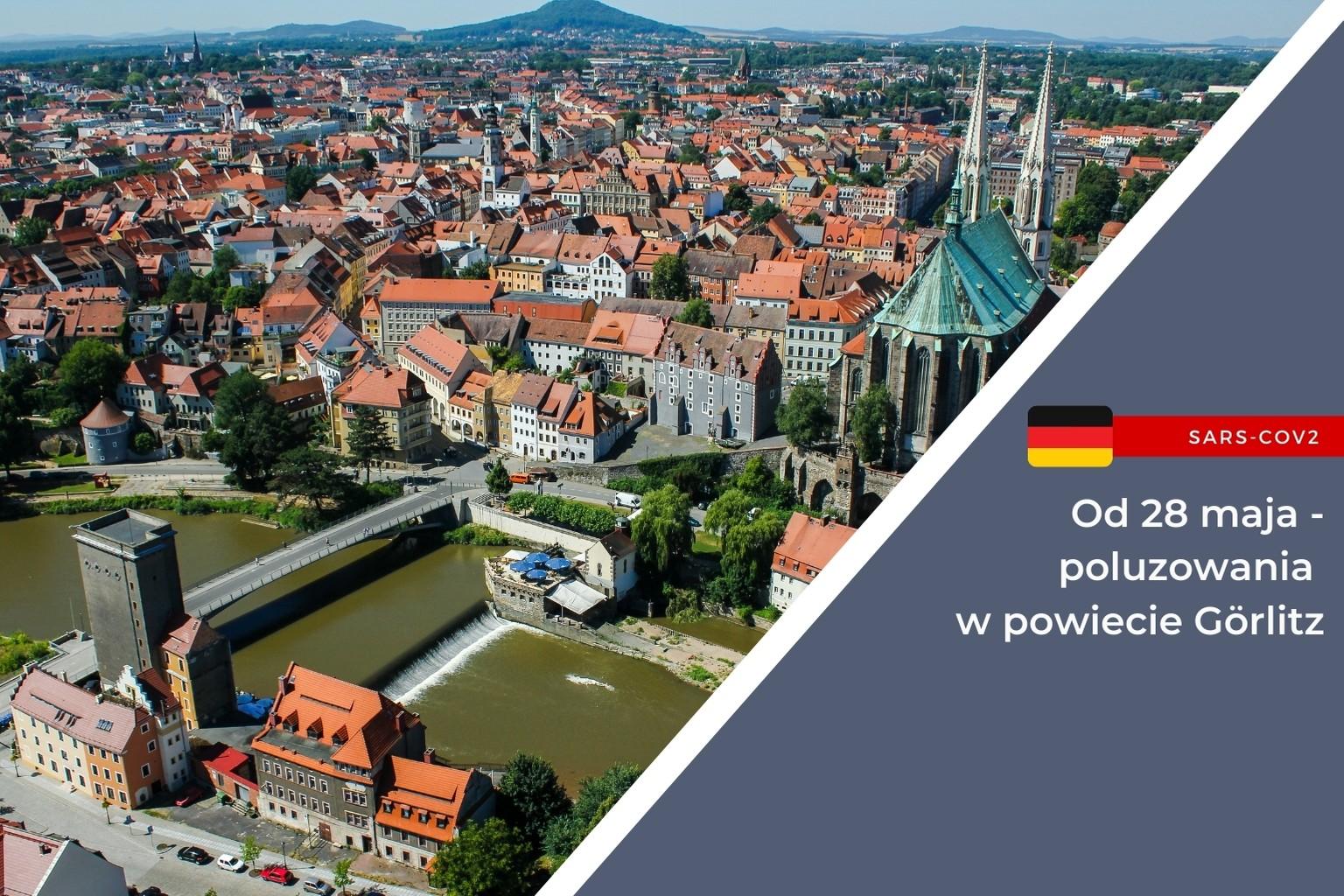 Od 28 maja kolejne poluzowania w powiecie Görlitz