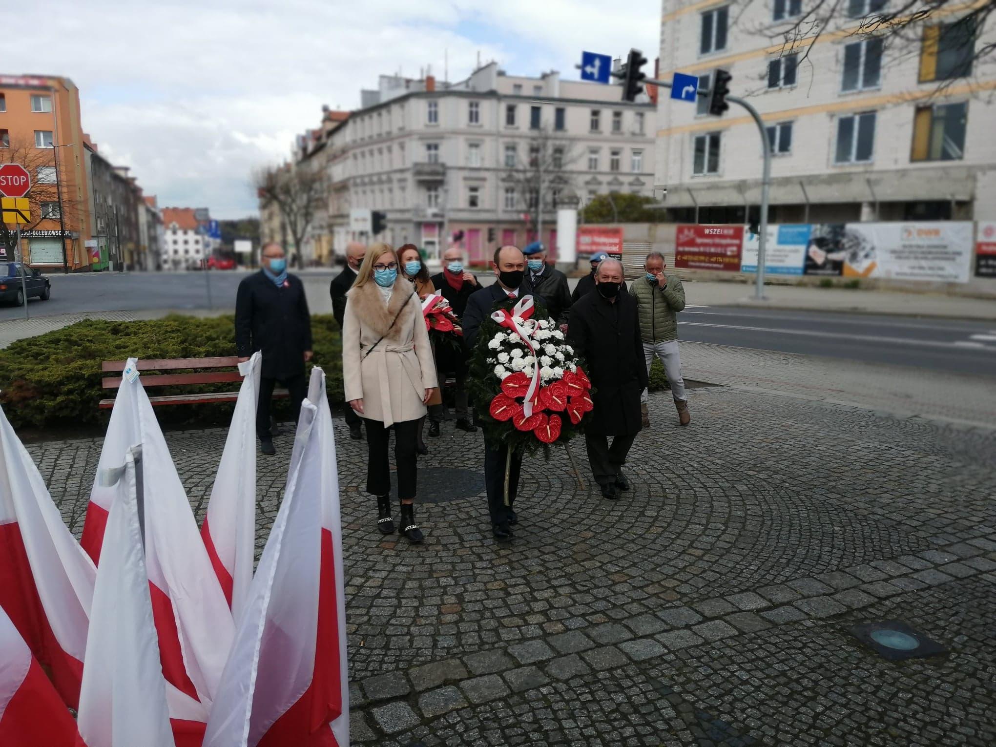 Symboliczne obchody 230. rocznicy uchwalenia Konstytucji 3 Maja