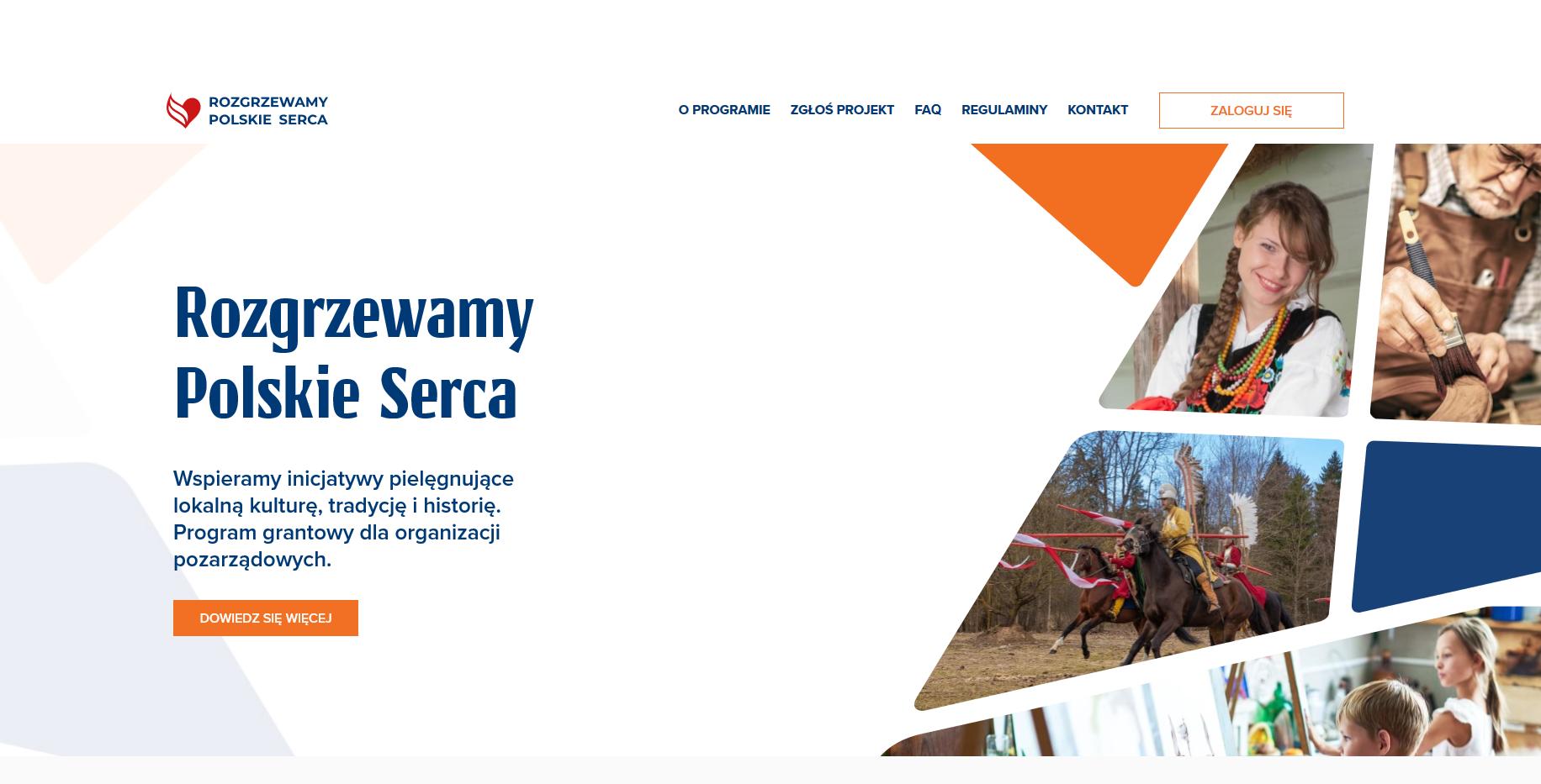 Program grantowy Rozgrzewamy Polskie Serca