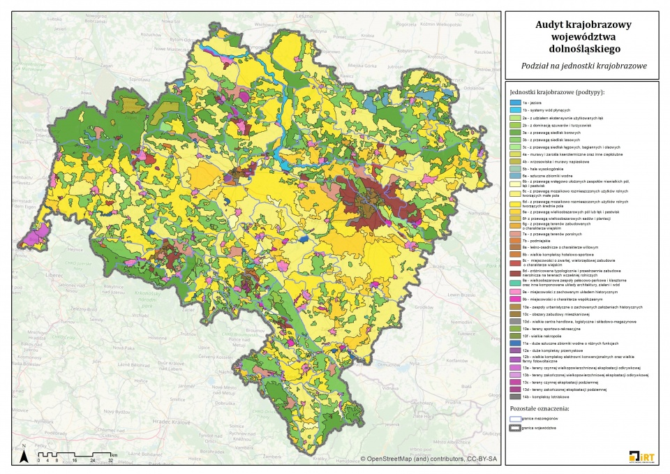 Audyt krajobrazowy województwa dolnośląskiego – ankieta