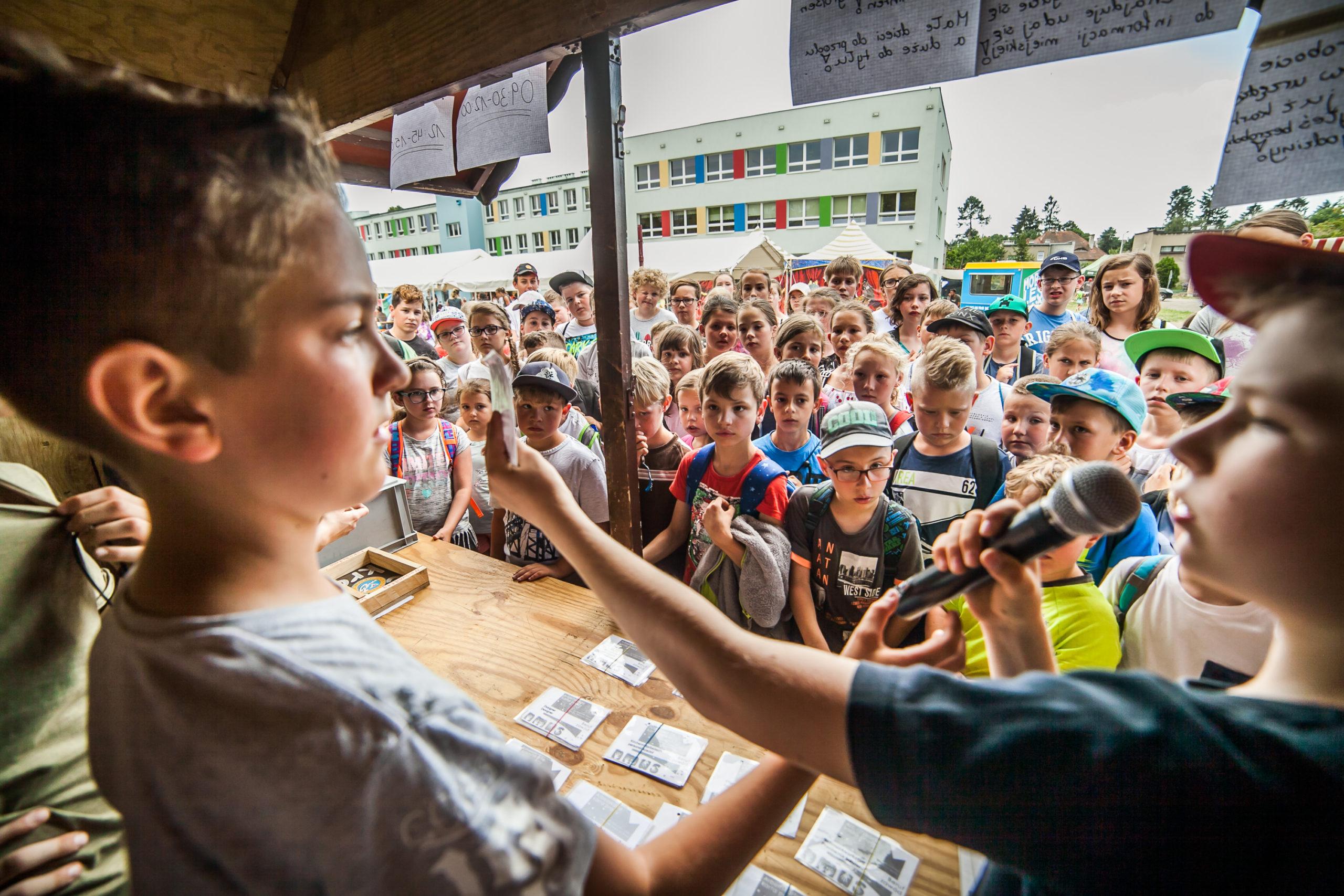 Ruszają zapisy do projektu Kindermiasto Zgorlitz 2021