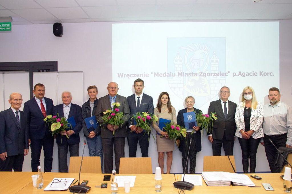 Medaliści Miasta Zgorzelec