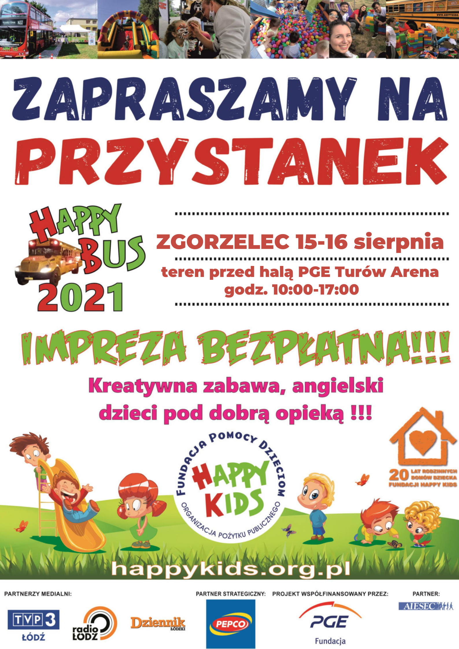 Happy Bus w Zgorzelcu