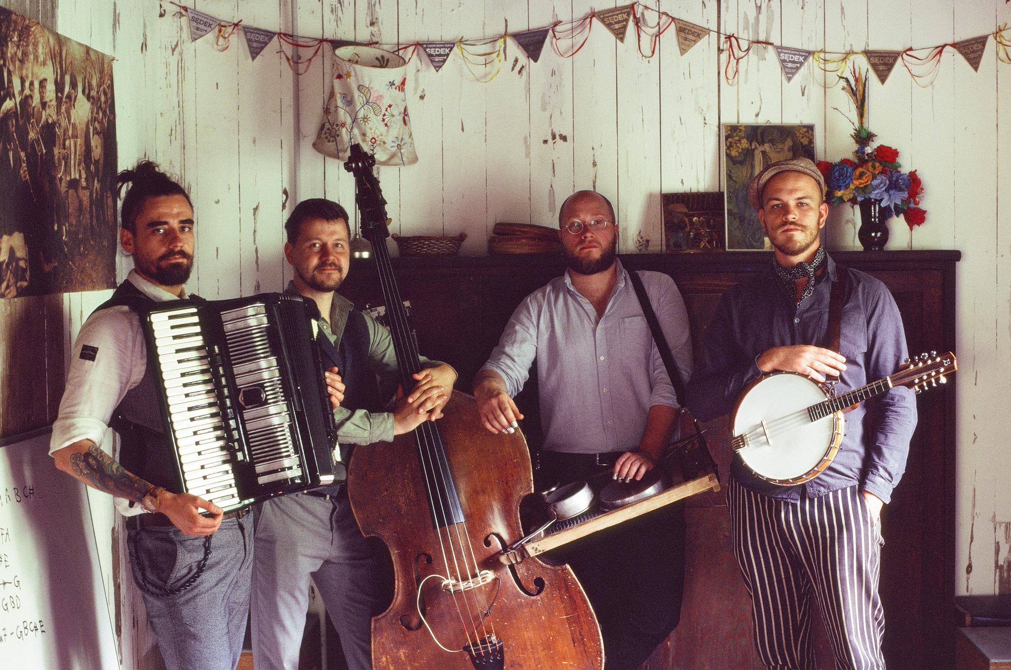 W sobotę koncert muzyki tradycyjnej na Bulwarze Greckim