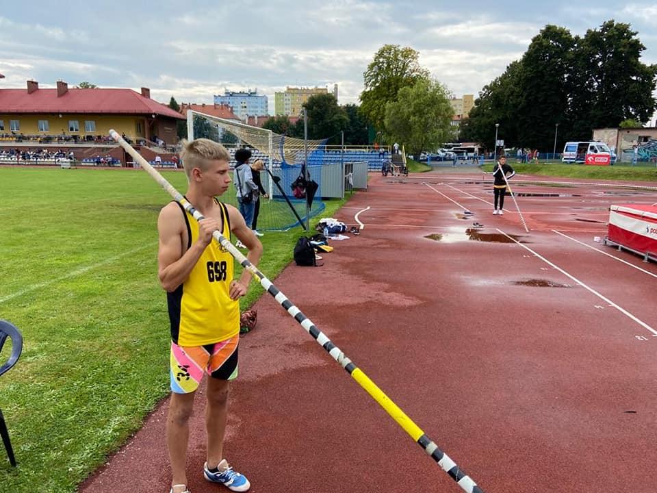 Międzywojewódzkie Mistrzostwa Młodzików w Lekkiej Atletyce - relacja