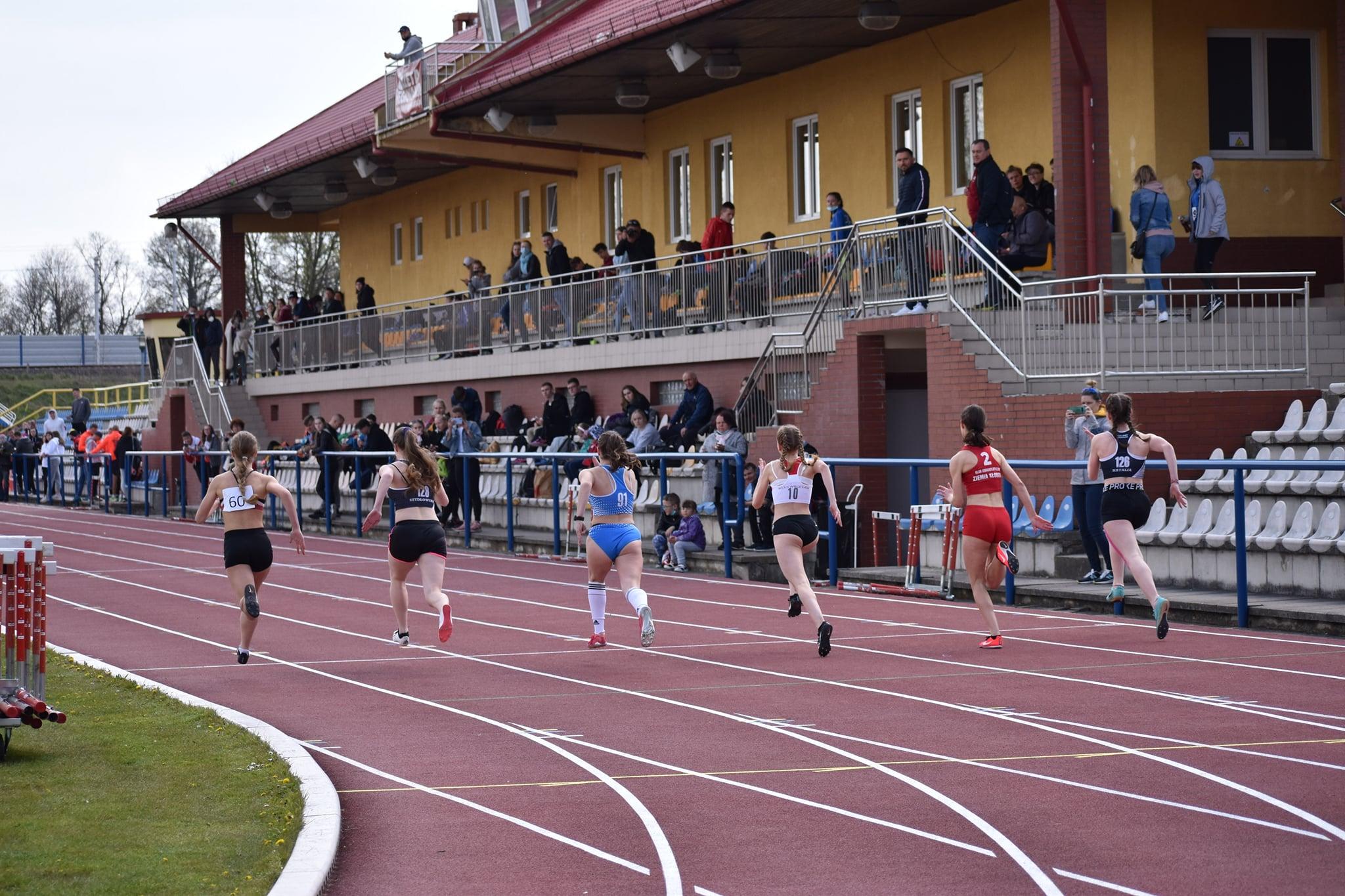 Międzywojewódzkie Mistrzostwa Młodzików w Lekkiej Atletyce U16